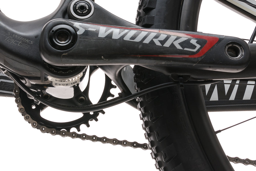 Specialized S-Works Camber Large Bike - 2015
