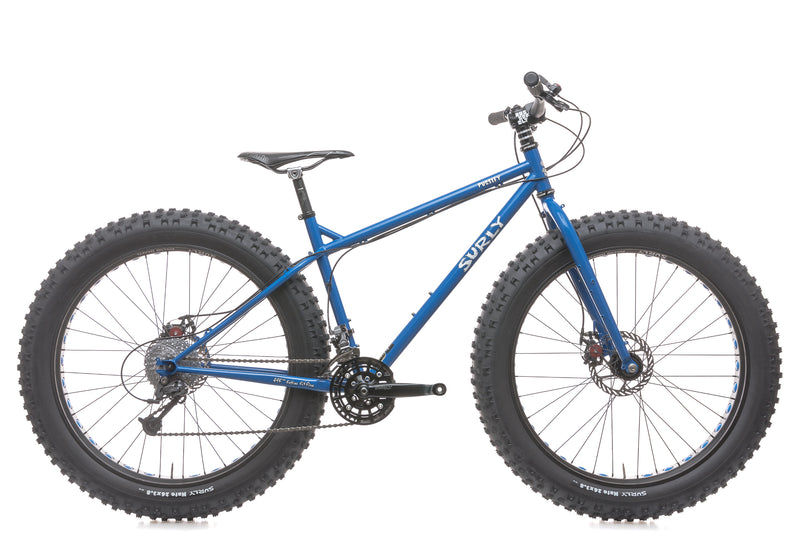 Surly Pugsley Small Bike - 2014 drive side