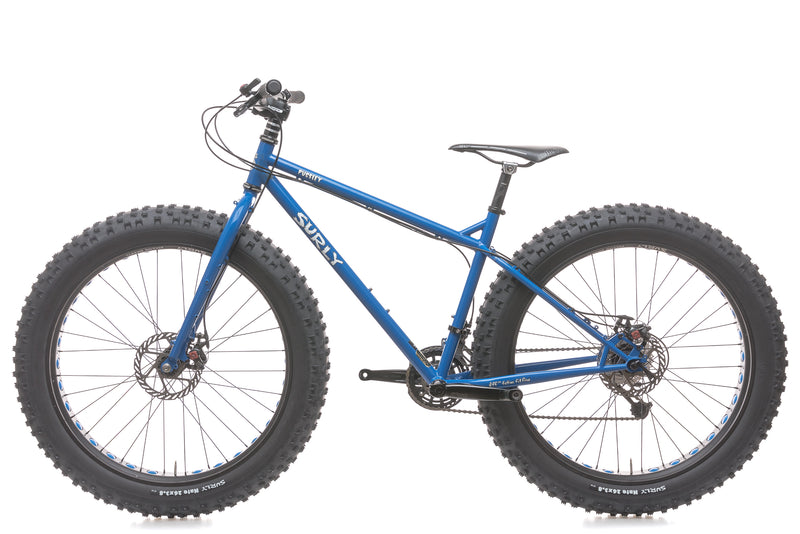 Surly Pugsley Small Bike - 2014 non-drive side
