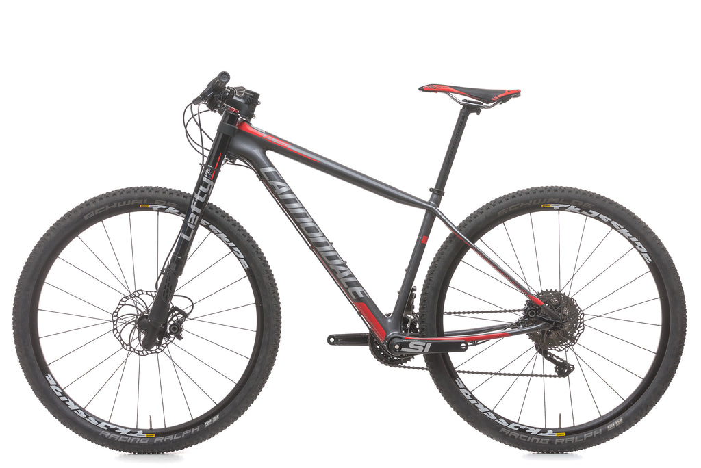 524ad346467 Cannondale F-Si Carbon 3 Medium Bike - 2016 – The Pro's Closet