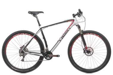 "Specialized S-Works Stumpjumper Carbon 29 21"" Bike - 2009"