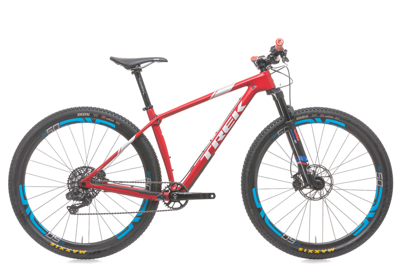 Trek Procaliber 9.7 18.5in Bike - 2017 drive side