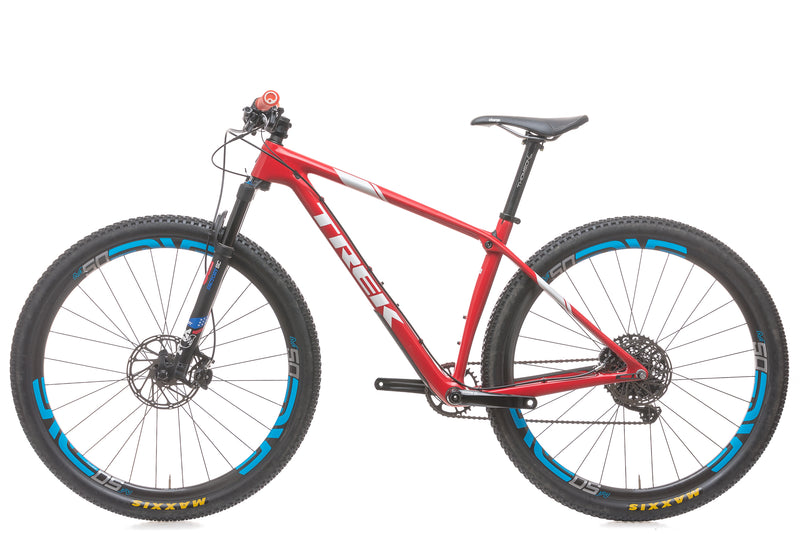 Trek Procaliber 9.7 18.5in Bike - 2017 non-drive side