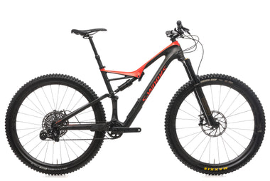 Specialized S-Works Stumpjumper FSR 29 Large Bike - 2017