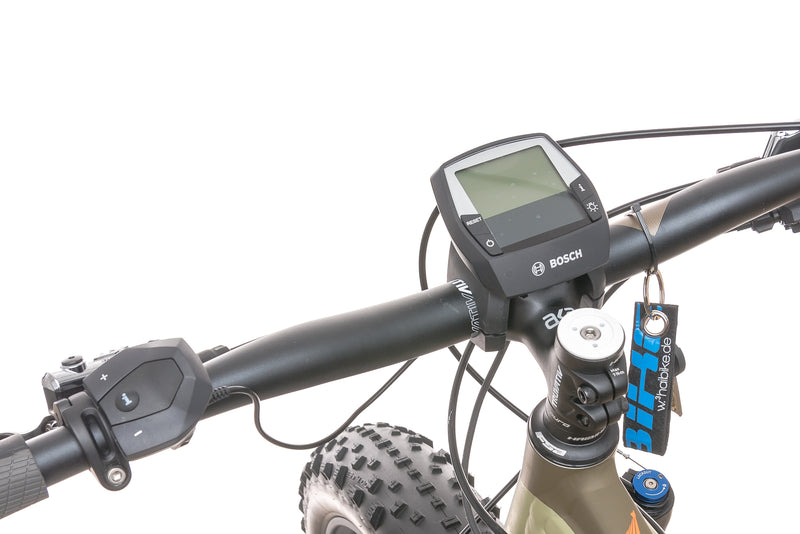 2015 Haibike Fat Six 15.5in E-Bike - 2015 detail 1