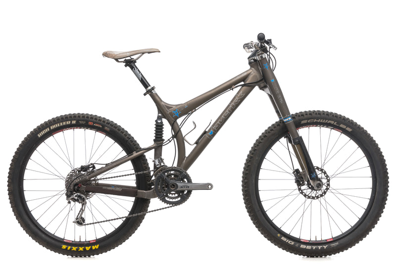 "Maverick ML75 17.5"" Bike - 2007 drive side"