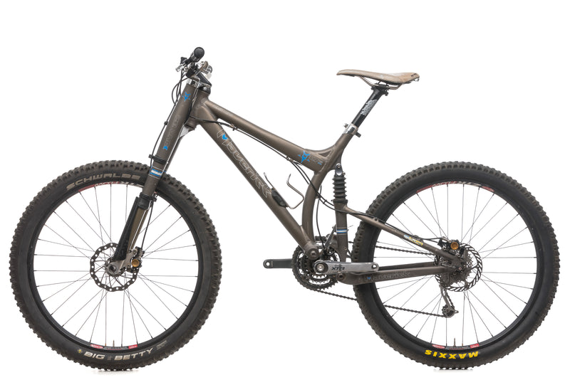 "Maverick ML75 17.5"" Bike - 2007 non-drive side"