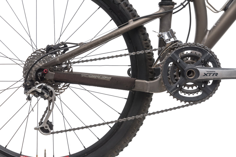 "Maverick ML75 17.5"" Bike - 2007 drivetrain"