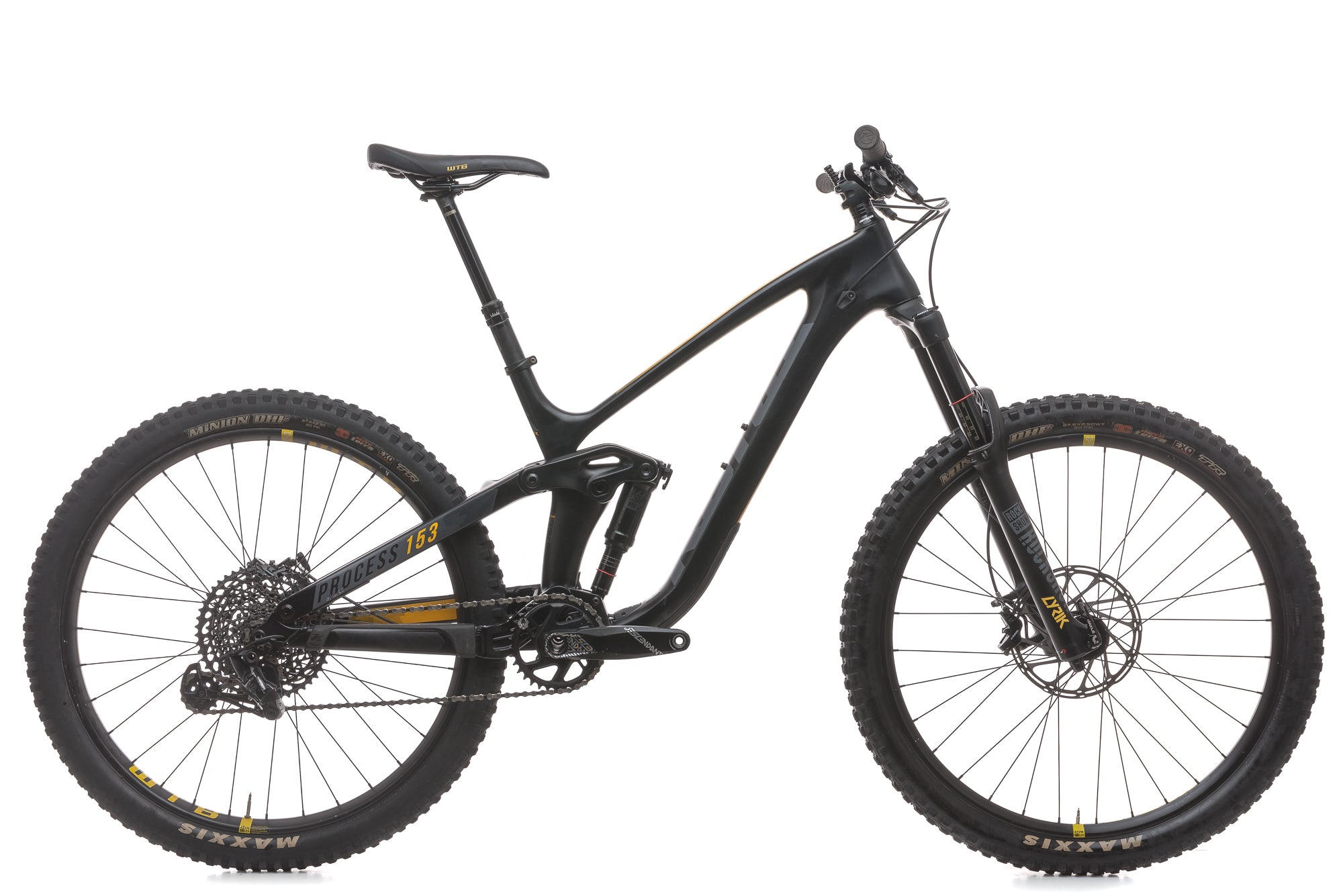 Kona Process 153 CR 27.5 Medium Bike - 2018