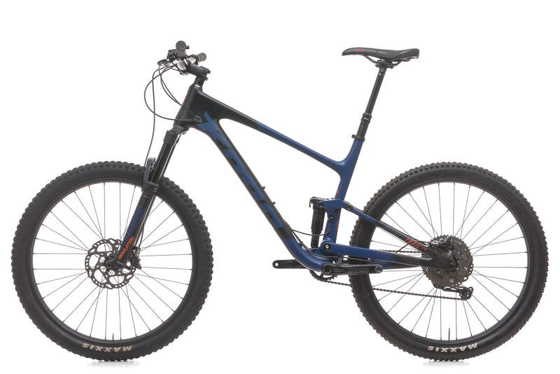 Kona Hei Hei Trail CR Large Bike - 2018 non-drive side