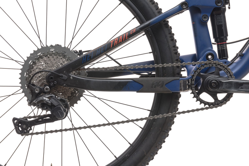 Kona Hei Hei Trail CR Large Bike - 2018 drivetrain