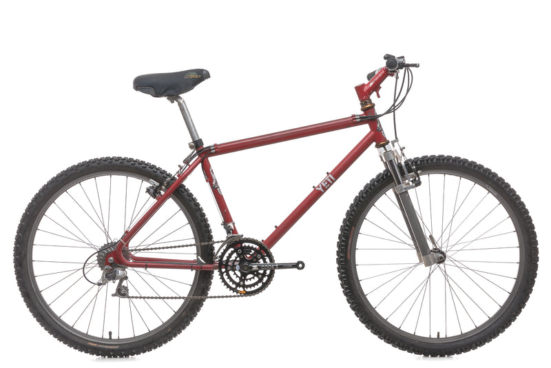Yeti FRO 17.5in Bike drive side