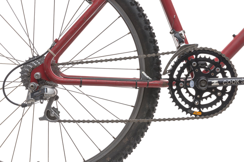 Yeti FRO 17.5in Bike drivetrain