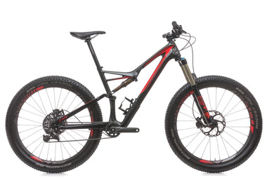 Specialized Stumpjumper Expert Carbon 6Fattie Large Bike - 2016