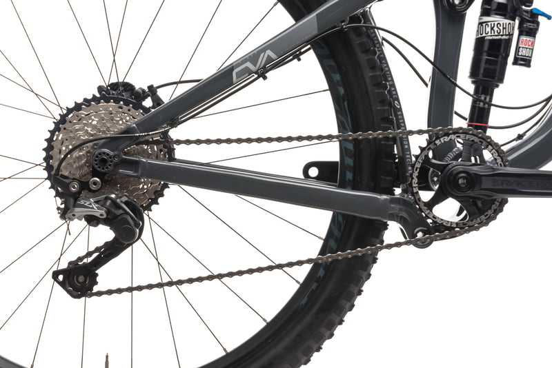 Niner RIP 9 Medium Bike - 2017 drivetrain