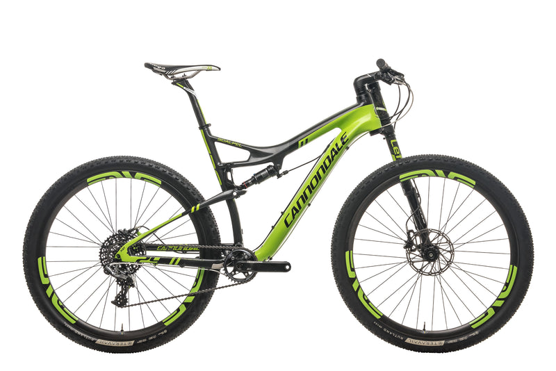 Cannondale Scalpel Team Mountain Bike - 2015, X-Large drive side