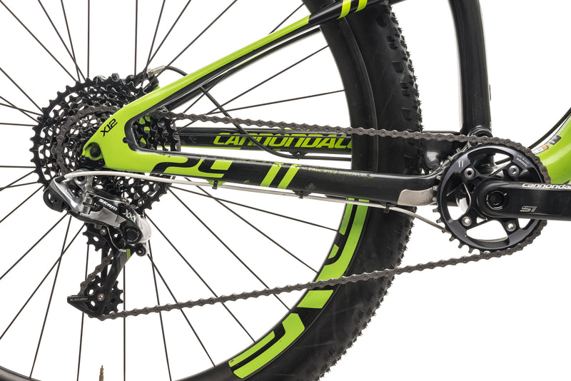 Cannondale Scalpel Team Mountain Bike - 2015, X-Large drivetrain