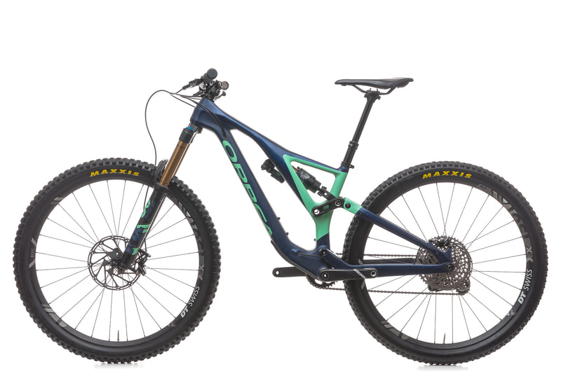 Orbea Rallon M-Team Small/Med Bike - 2018 non-drive side