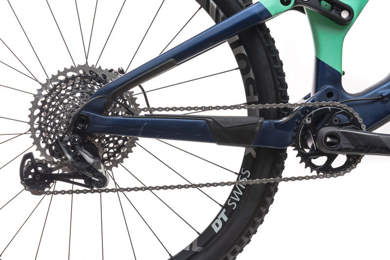 Orbea Rallon M-Team Small/Med Bike - 2018 drivetrain