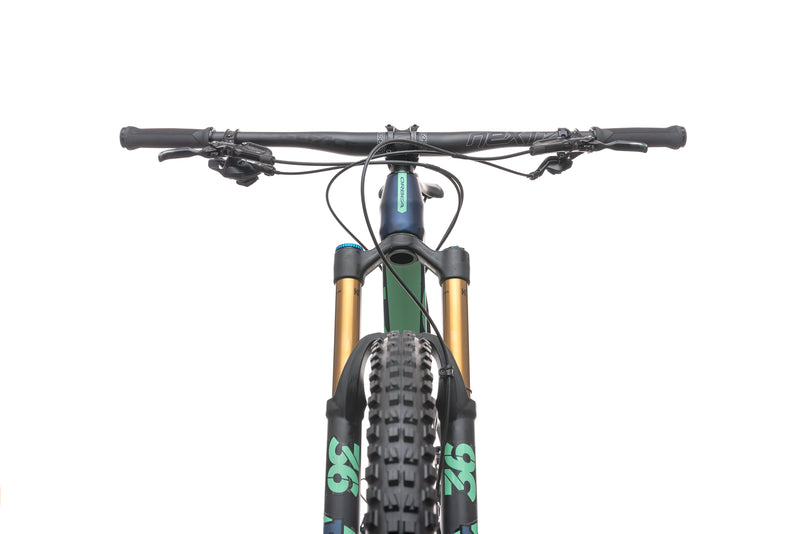 Orbea Rallon M-Team Small/Med Bike - 2018 crank
