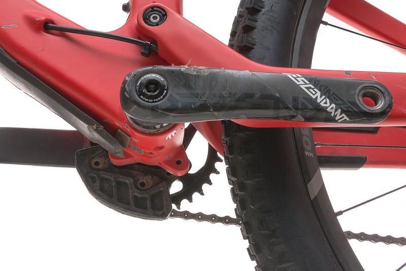 2018 Orbea Rallon M-Team Small/Med Bike - 2018 detail 1