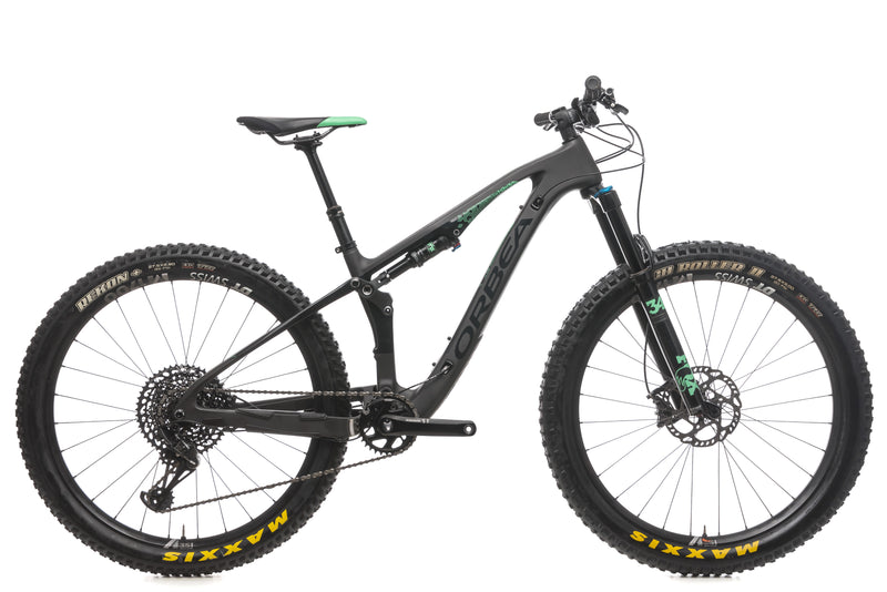 Orbea Occam TR M20-Plus Small Bike - 2018 drive side