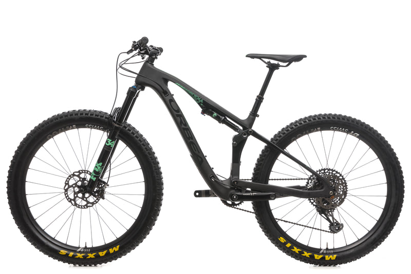 Orbea Occam TR M20-Plus Small Bike - 2018 non-drive side