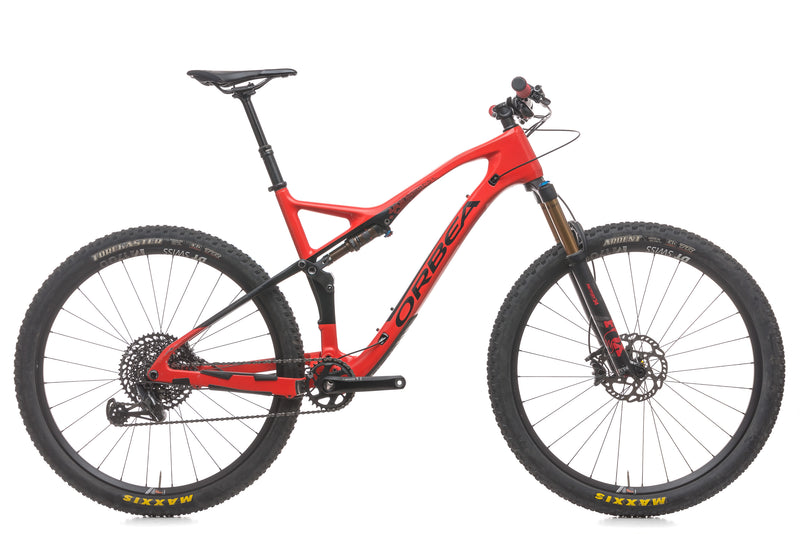 Orbea OCCAM TR M10 X-Large Bike - 2018 drive side