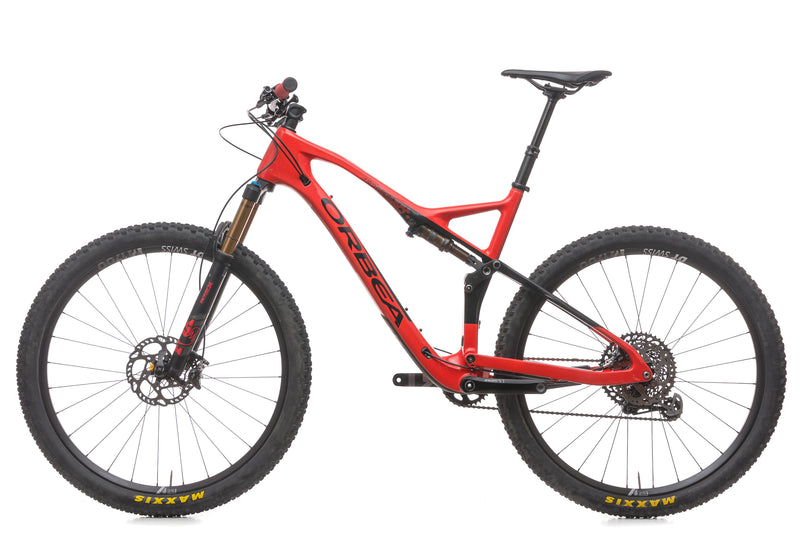 Orbea OCCAM TR M10 X-Large Bike - 2018 non-drive side