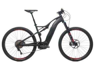Orbea Wild FS 20 USA Large E-Bike - 2018