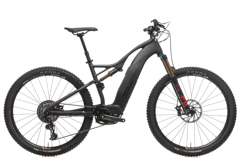 Orbea WILD FS 10 Large E-Bike - 2018 drive side