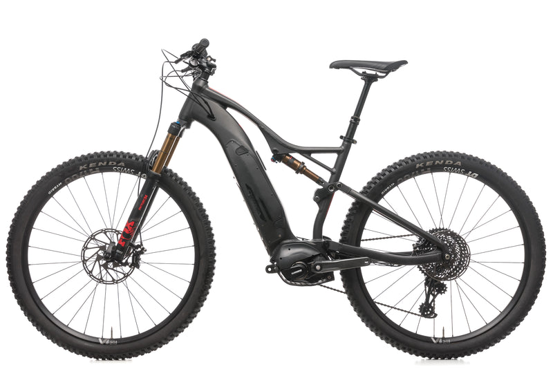 Orbea WILD FS 10 Large E-Bike - 2018 non-drive side