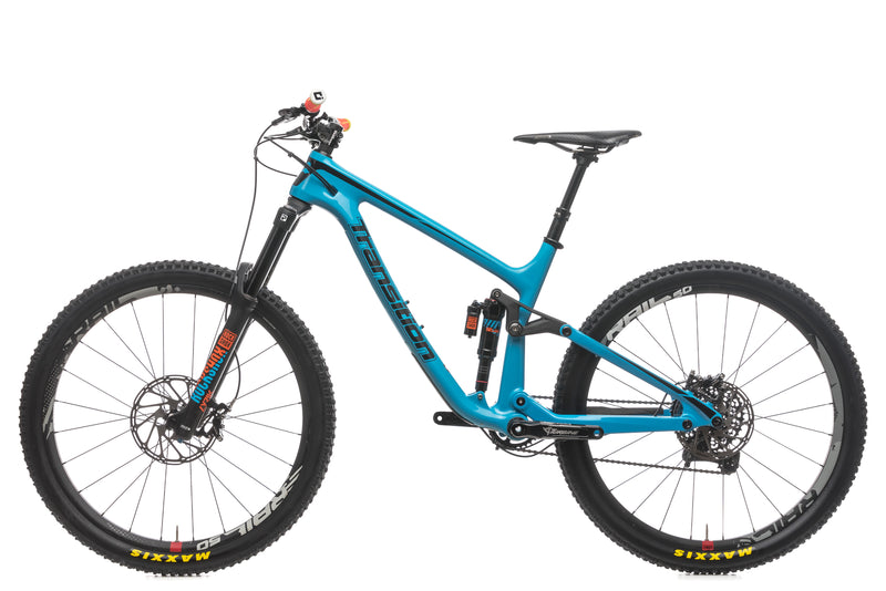 Transition Patrol Carbon Medium Bike - 2016 non-drive side