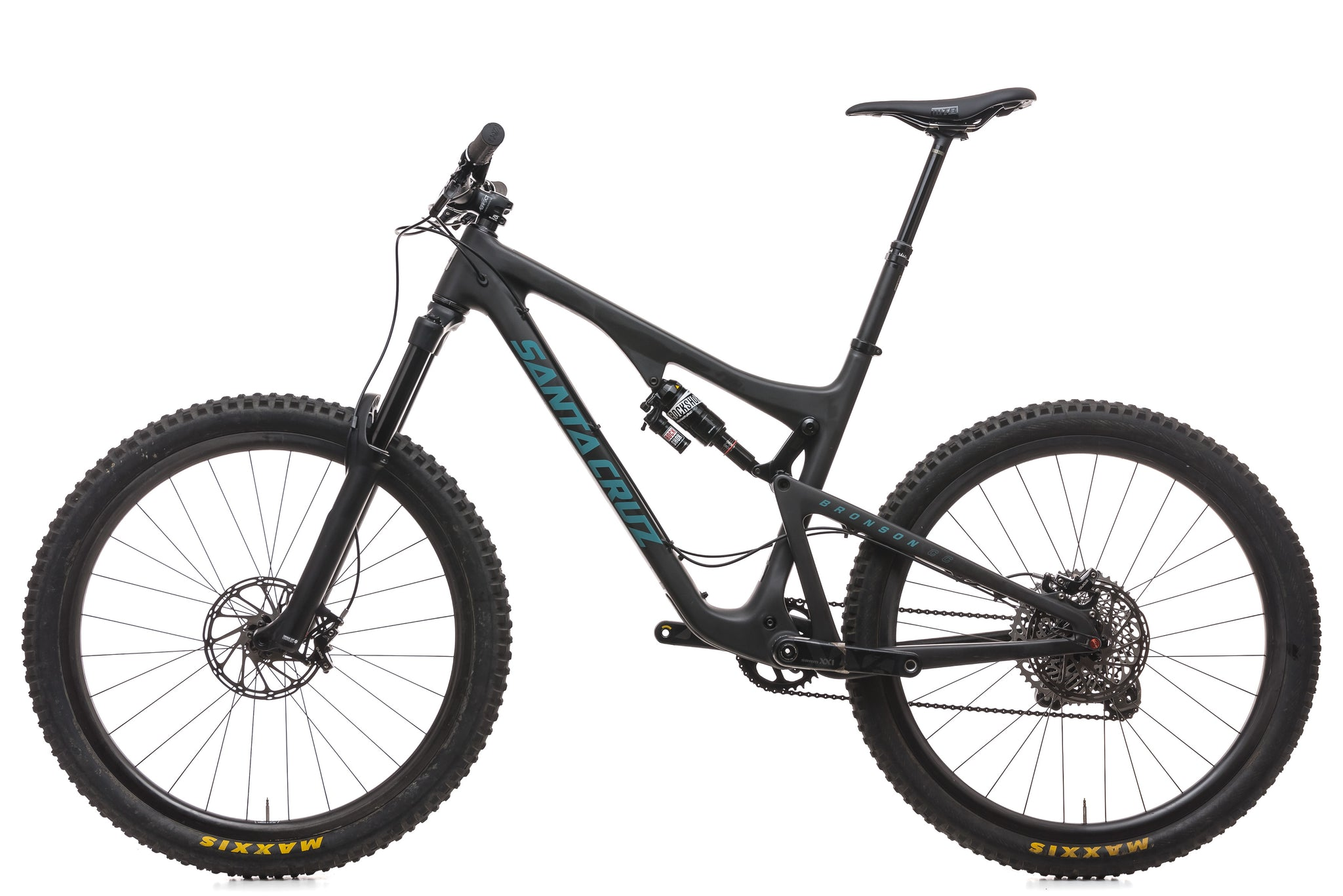 Santa Cruz Bronson 2 CC Large Bike - 2017