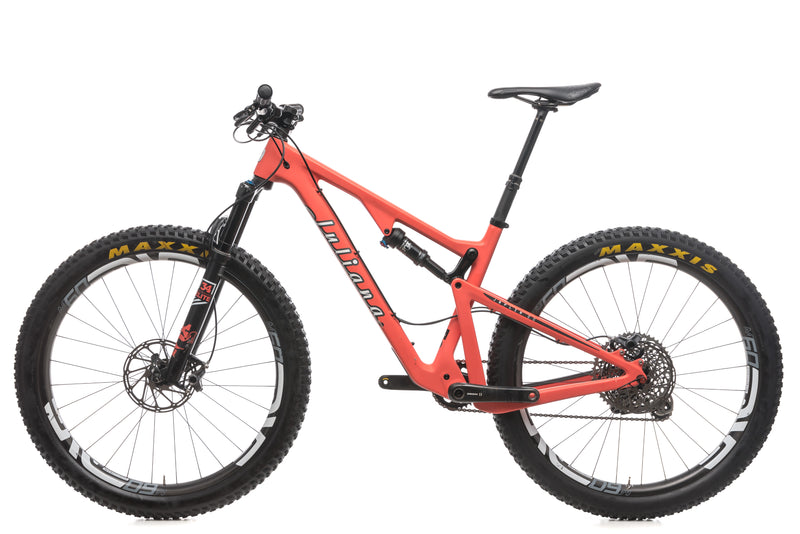 2018 Juliana Joplin CC Medium Womens Bike - 2018 non-drive side