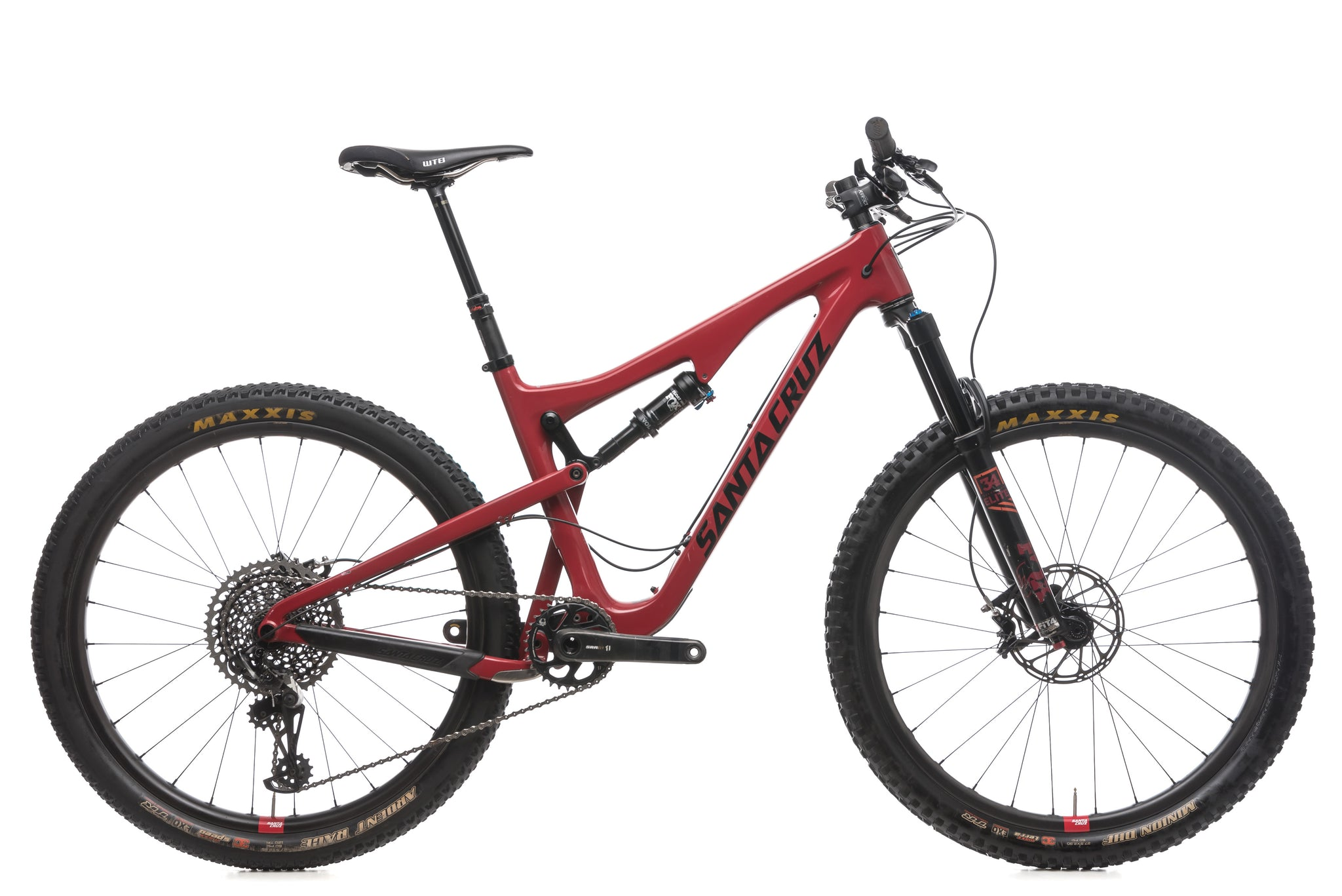 Santa Cruz 5010 2.1 CC Medium Bike - 2018
