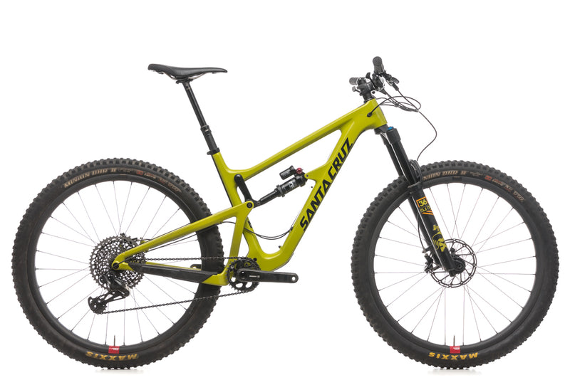 Santa Cruz Hightower LT CC X01 Reserve Large Bike - 2018 drive side