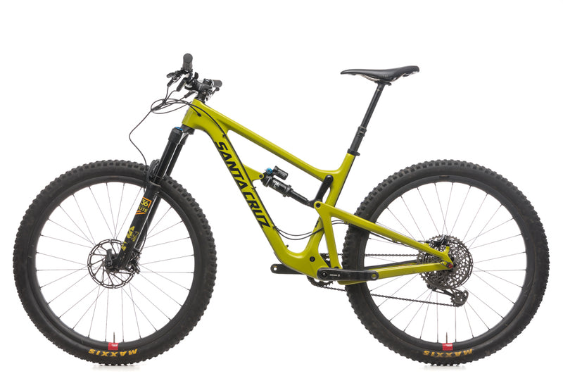 Santa Cruz Hightower LT CC X01 Reserve Large Bike - 2018 non-drive side