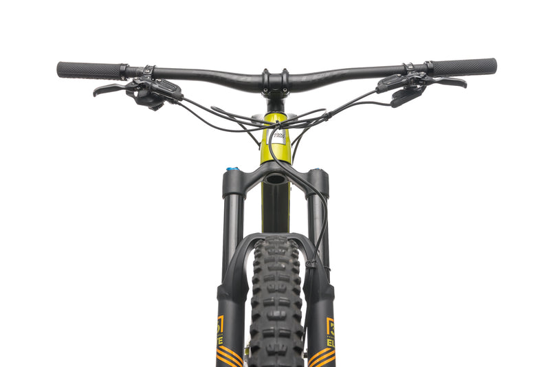 Santa Cruz Hightower LT CC X01 Reserve Large Bike - 2018 crank