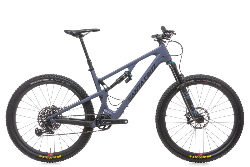 Santa Cruz 5010 3 CC Large Bike - 2019 drive side