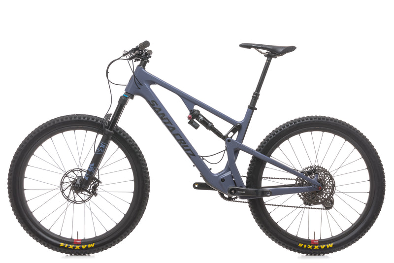 Santa Cruz 5010 3 CC Large Bike - 2019 non-drive side