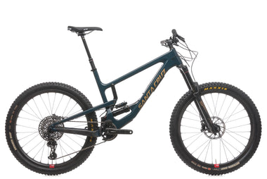 Santa Cruz Nomad 4 CC X-Large Bike - 2018