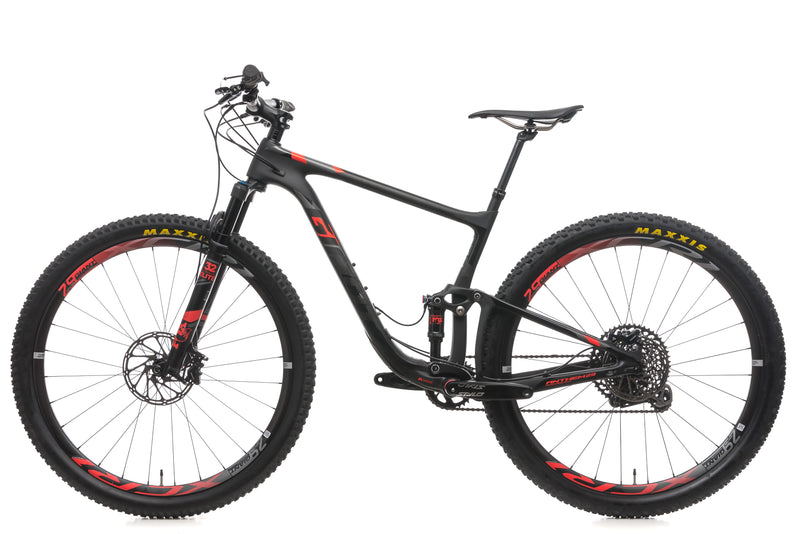 Giant Anthem Advanced Pro 29 1 Medium Bike - 2018 non-drive side