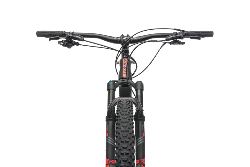 Giant Anthem Advanced Pro 29 1 Medium Bike - 2018 crank