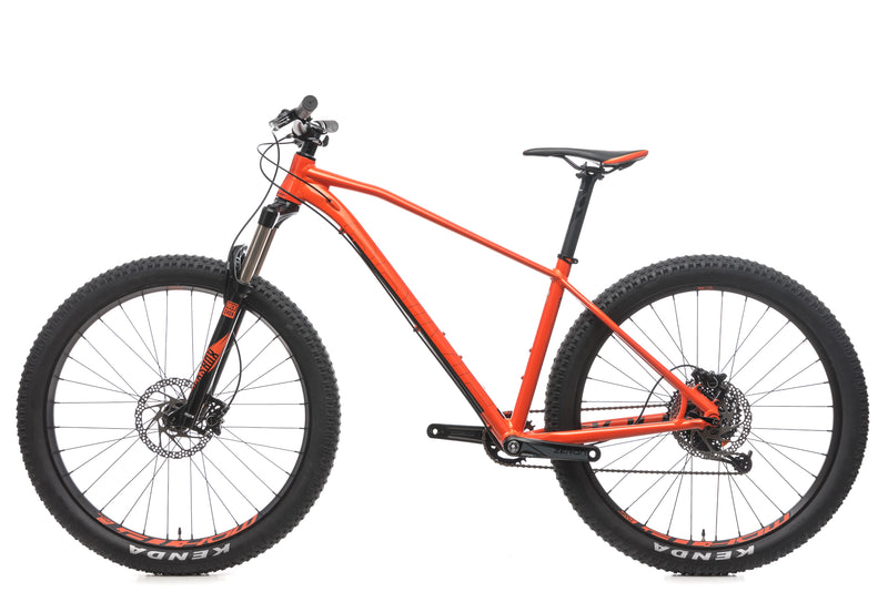 Mondraker Prime + Medium Bike - 2018 non-drive side