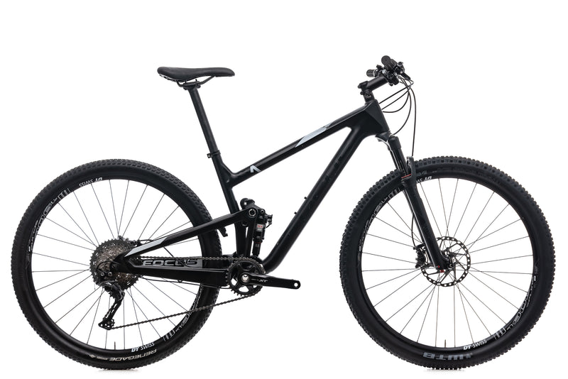 Focus O1E Pro Medium Bike - 2017 drive side