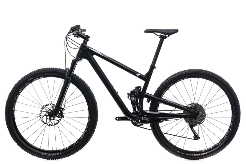 Focus O1E Pro Medium Bike - 2017 non-drive side