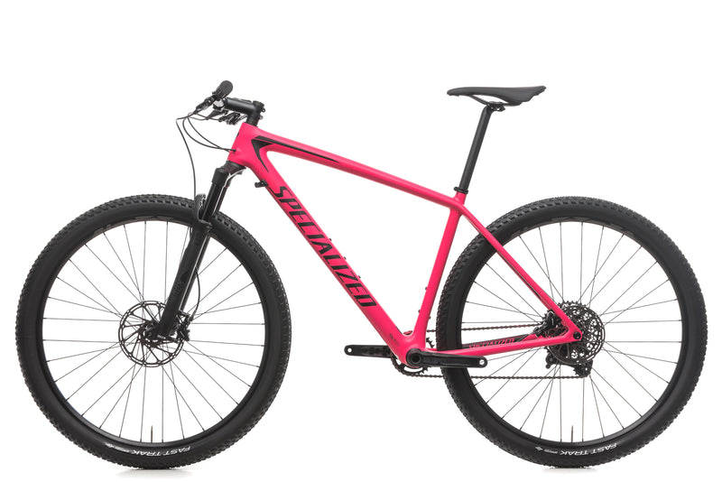 Specialized Epic Hardtail Comp Large Bike - 2018 non-drive side