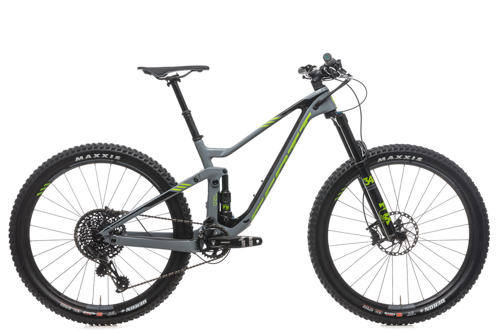 Scott Genius 720 Small Bike - 2018
