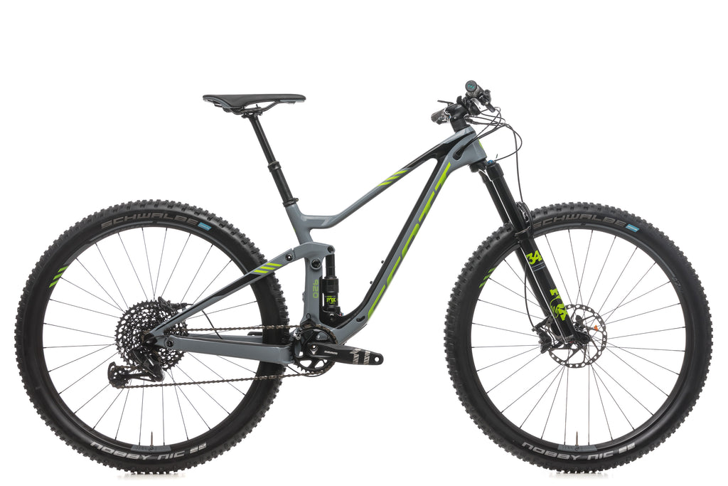 Scott Genius 920 Small Bike - 2018